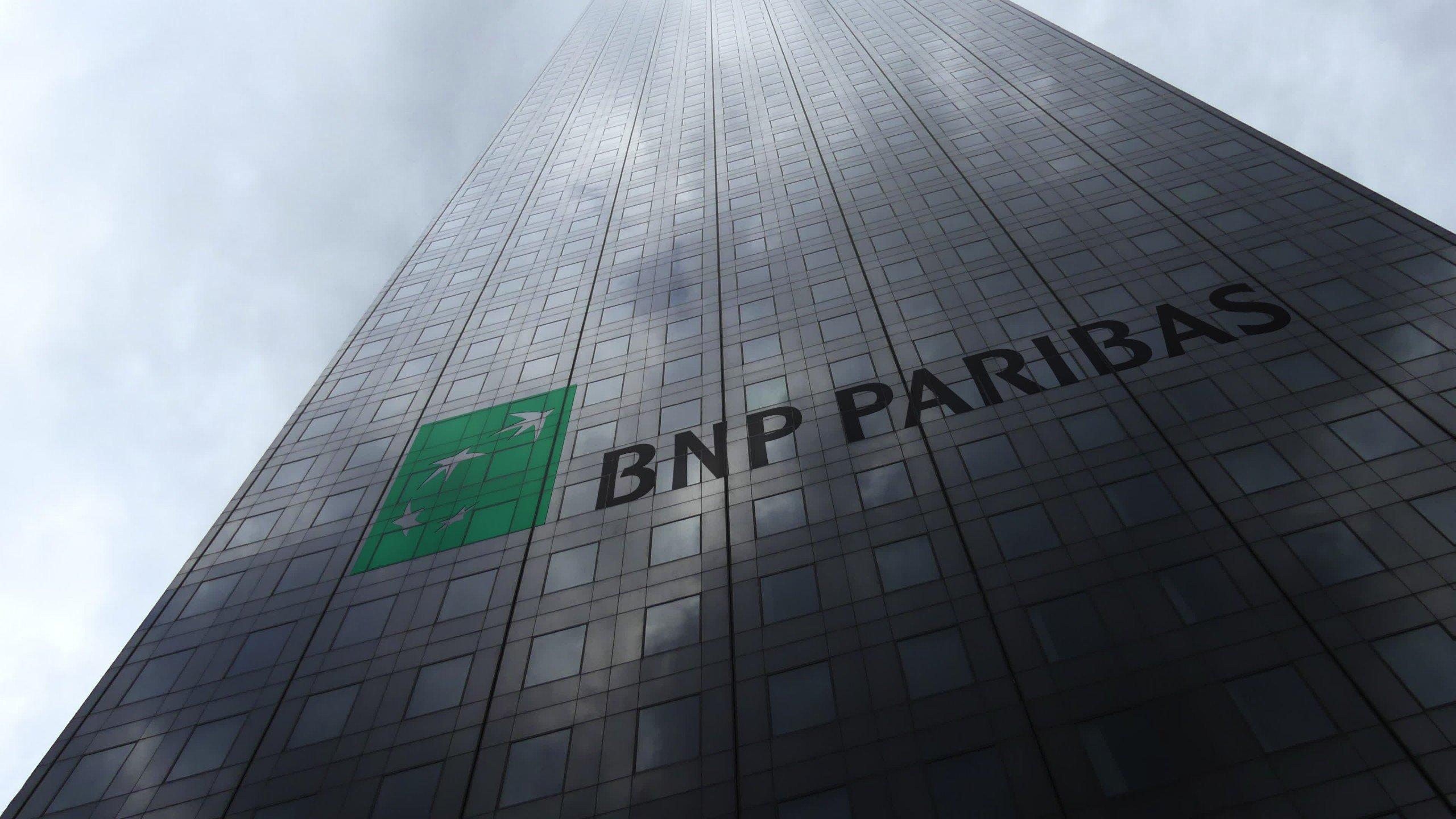 BNP Paribas building