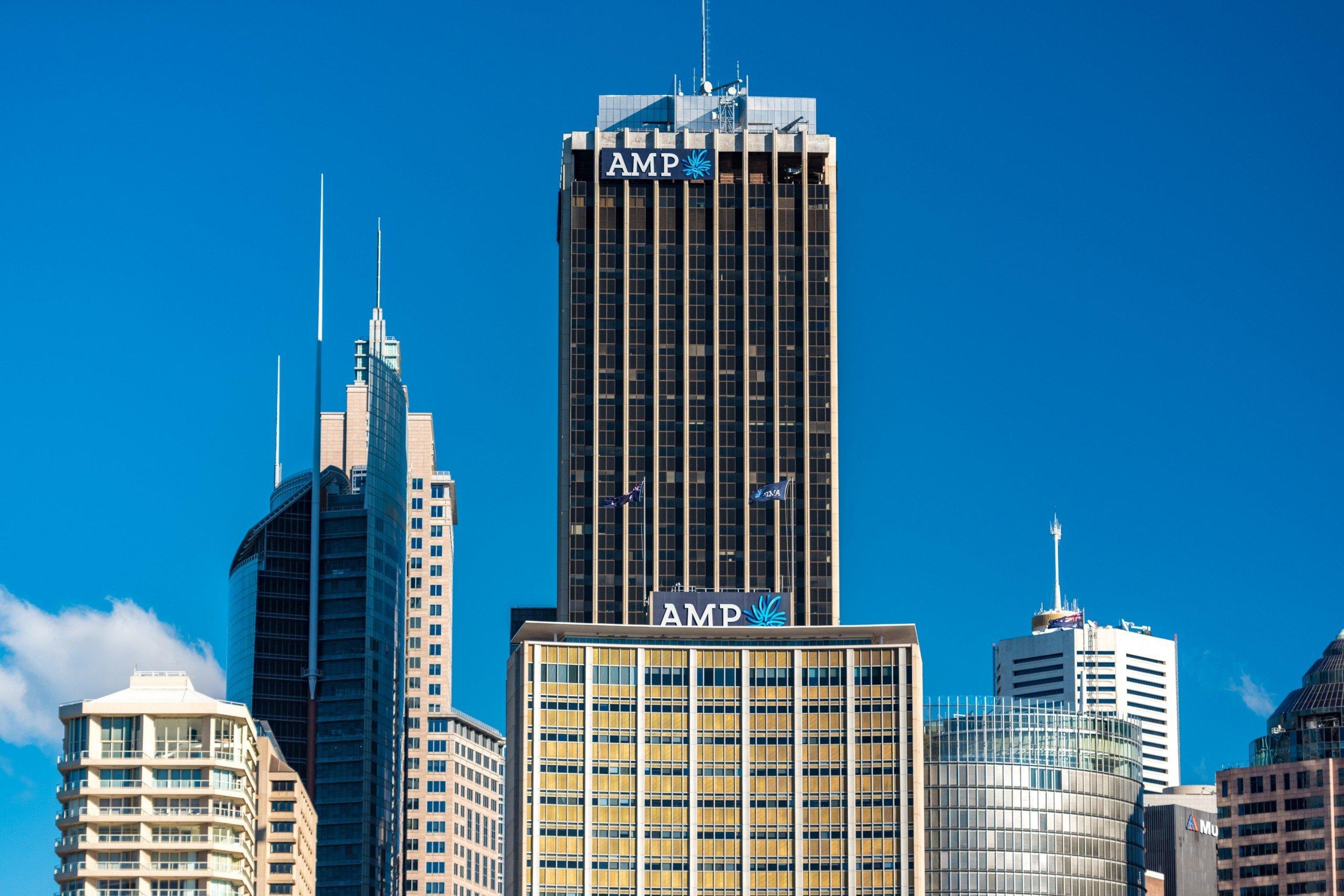 AMP building in Sydney