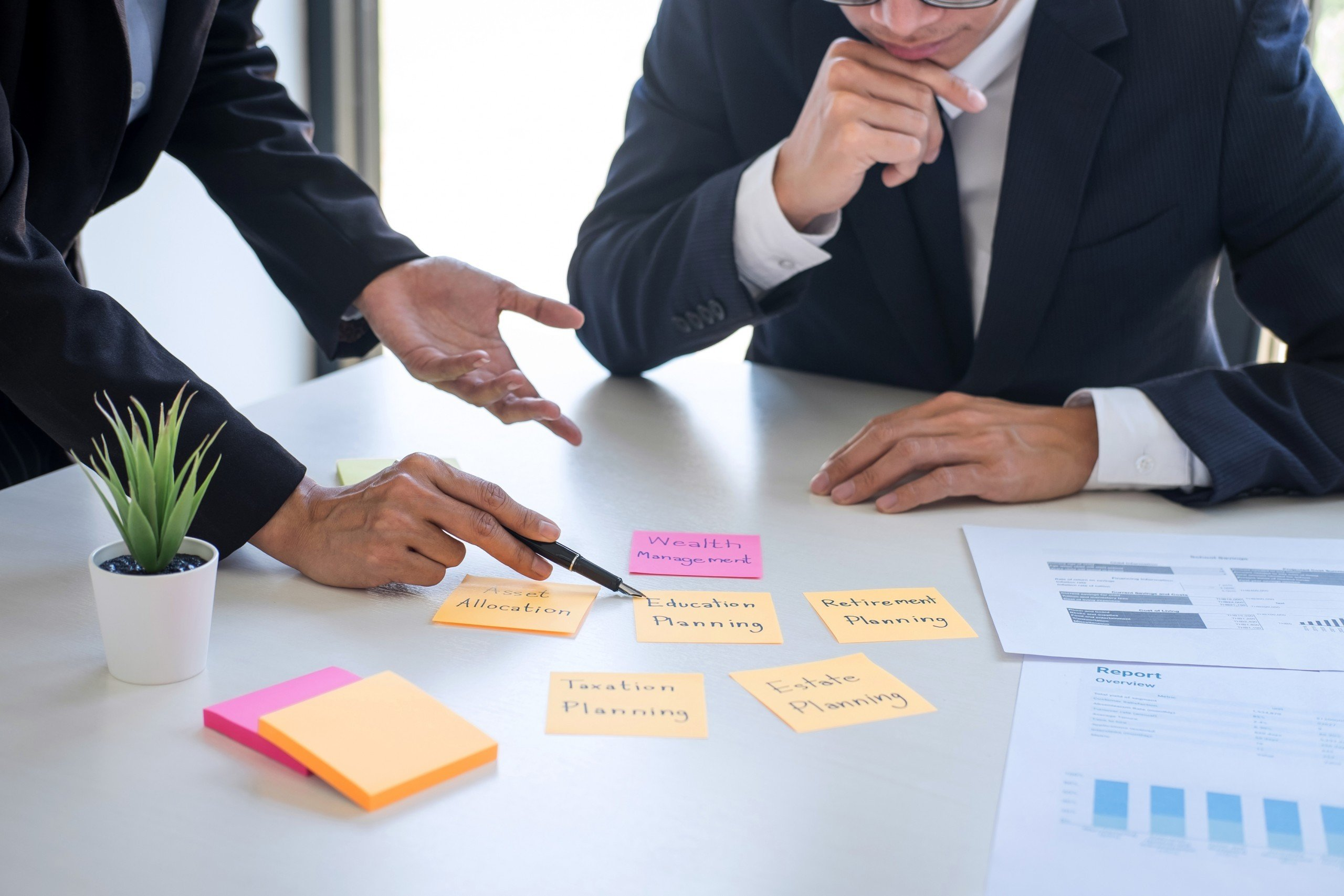 Wealth management product