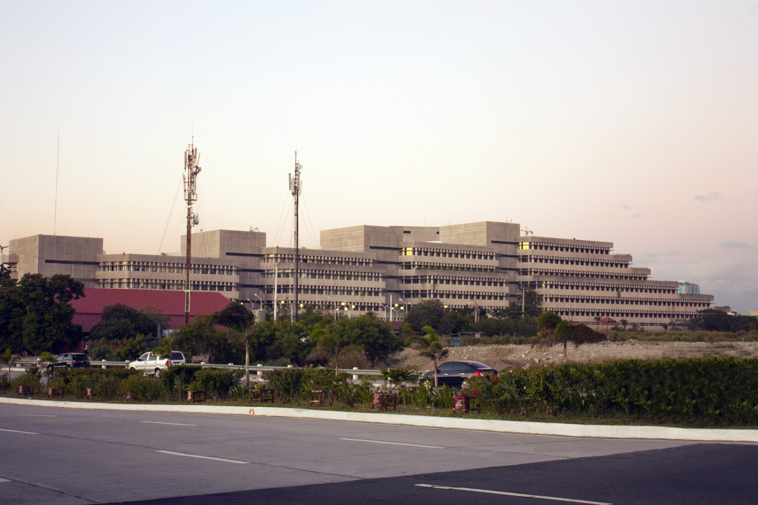 GSIS office in Manila