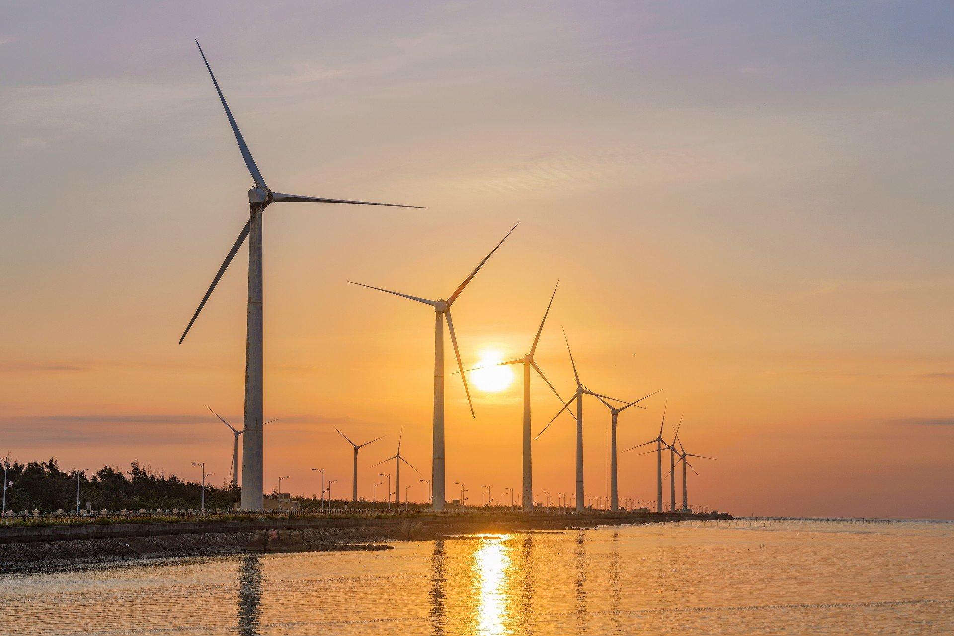 Taiwan renewable energy