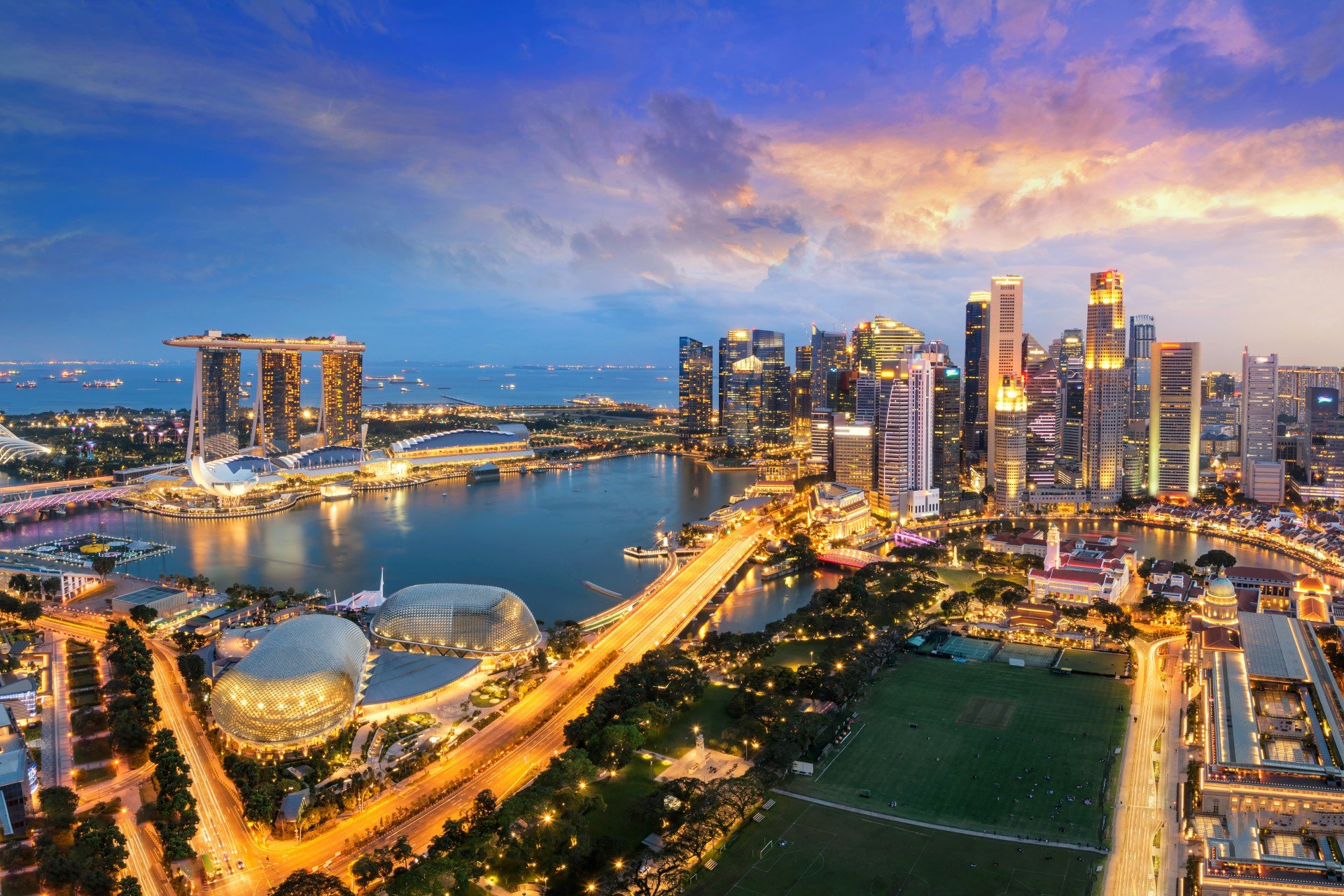 """MAS says the selected asset managers will """"designate Singapore as their sustainability hub in the Asia Pacific"""""""