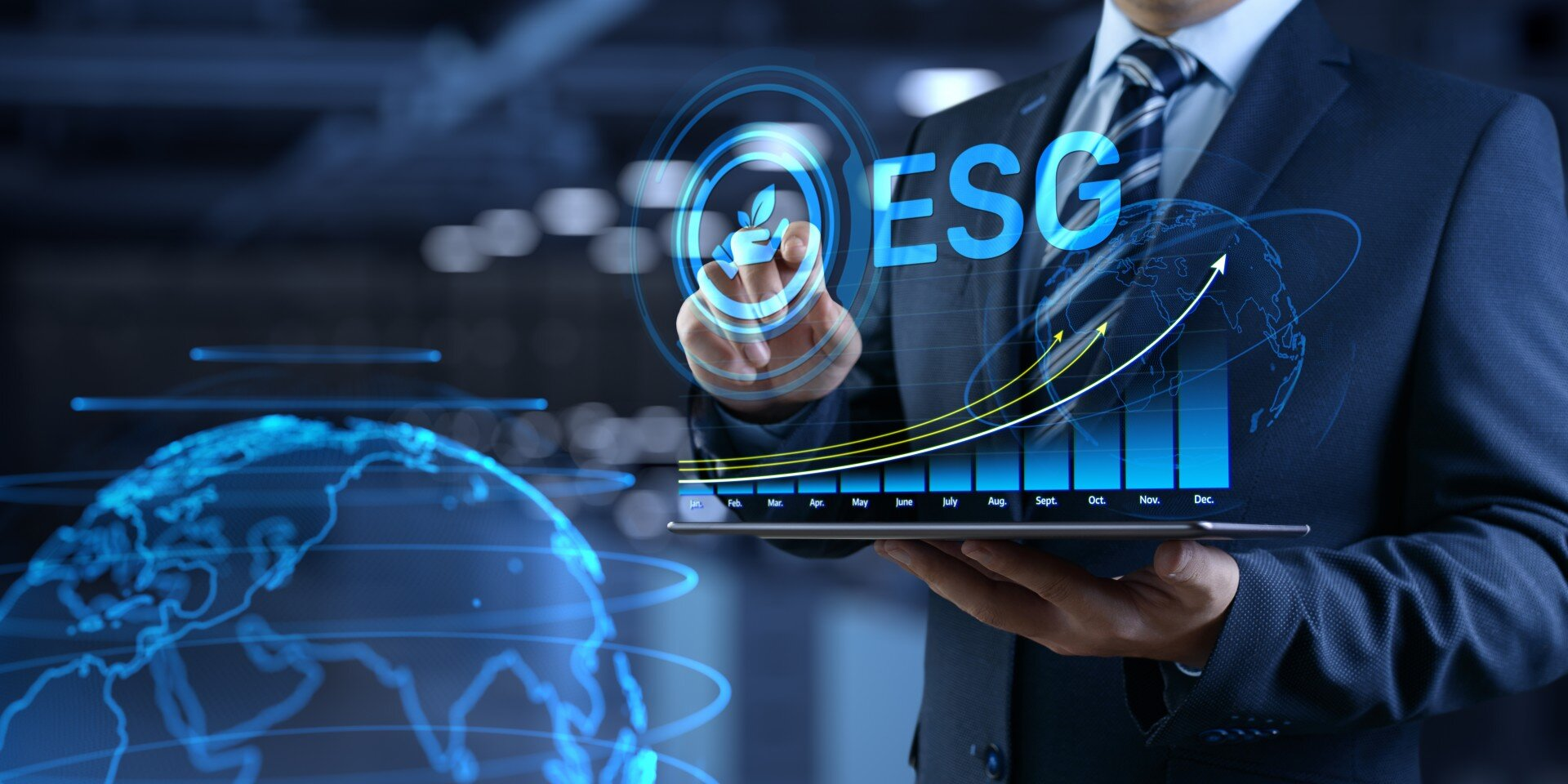 Asian companies lag behind their European and US counterparts on meeting ESG standards