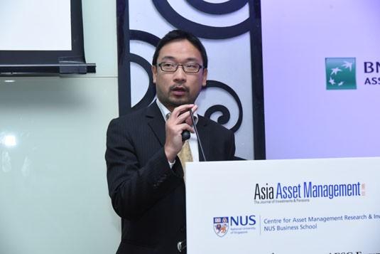 Arthur Kwong, BNP Paribas Asset Management