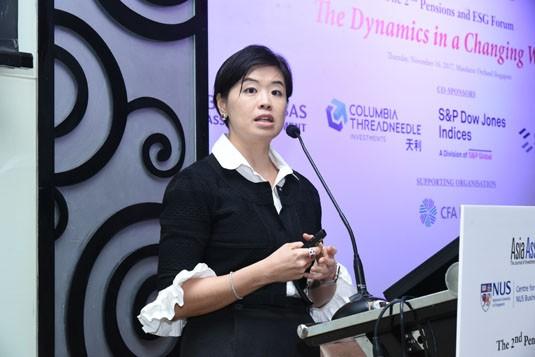 Mary Leung, CFA Institute
