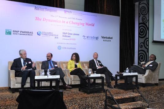 Panel Discussion B: SRI, ESG and Impact Investing