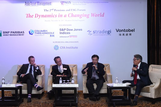Panel Discussion C: Harmonization of Stewardship Codes of Conduct in Asia