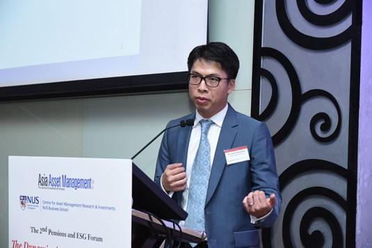 Dr Johan Sulaeman, CAMRI, NUS Business School