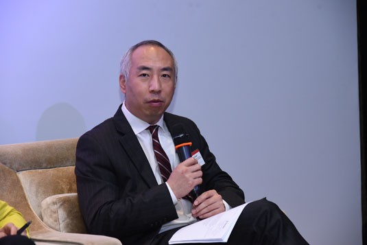 Dr. Peng Chen, Dimensional Fund Advisors (Asia ex Japan); Dimensional SmartNest (Dimensional Retirement)