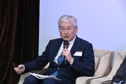 Atsushi Yoshikawa, NUS Business School; Nomura Real Estate Holdings; Nomura Holdings