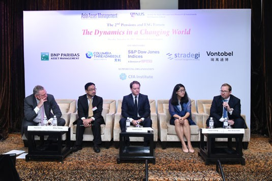 Panel Discussion A: Global Themes Driving Demand for Responsible Investing