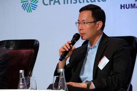 Yingyong Chiaravutthi, Prudential Life Assurance (Thailand) PLC