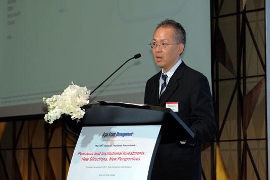 Hiroya Kawahara, Asset Management One Co., Ltd.
