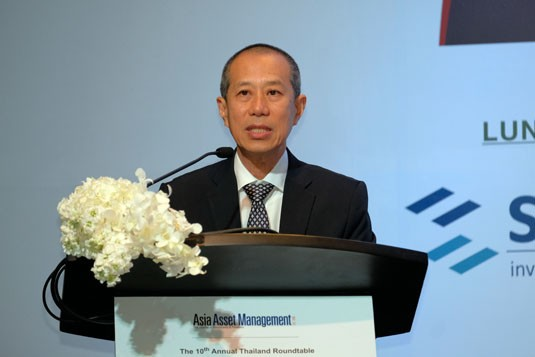 Suwit Rojanavanich, Ministry of Finance, Thailand