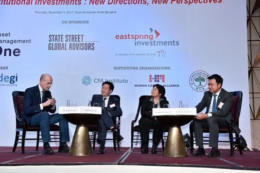 Panel Discussion D: Investing for the Long-Term: Fulfilling the Needs of an Ageing Society