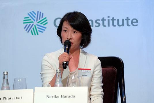 Noriko Harada, Asset Management One Co., Ltd.