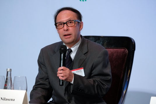 Yingyong Nilasena, Government Pension Fund, Thailand