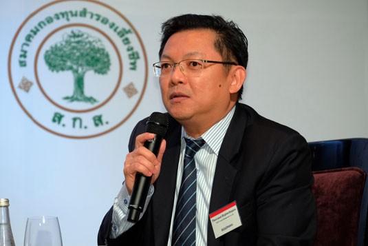 Theeranat Rujimethapass, TISCO Asset Management Co., Ltd.