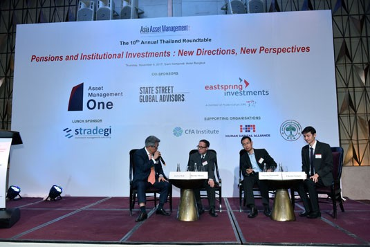 Panel Discussion A: Asset Owners Session: New Perspectives
