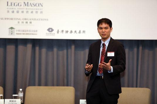 Darius Liu, GIC Private Limited