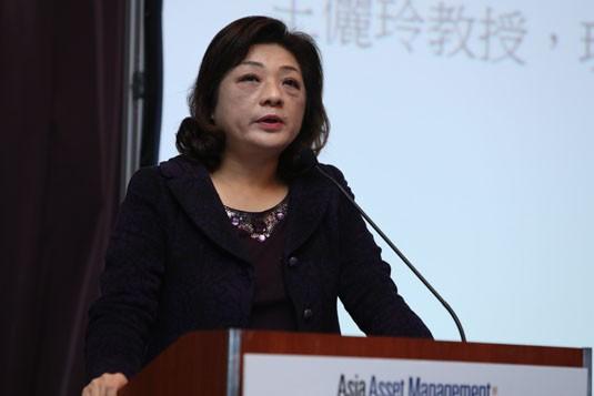 Professor Jennifer Wang, Pension Fund Association R.O.C.