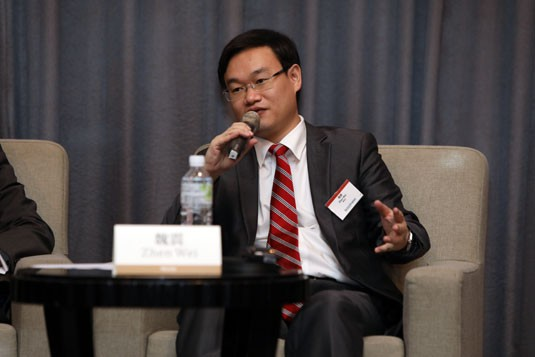 Zhen Wei, MSCI