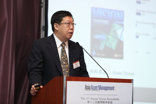 Larry Cao, CFA Institute, Hong Kong Office