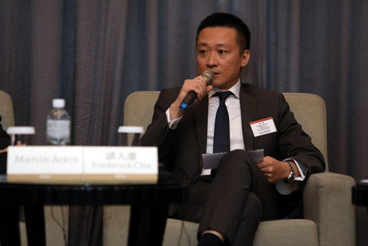 Frederick Chu, China Asset Management (Hong Kong) Limited