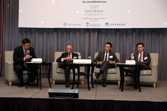 Panel Discussion C: The Passive and Active Investor: Looking Back and Looking Forward