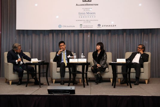 Panel Discussion B: Asset Management Industry Consolidation: The Good, Bad and the Ugly