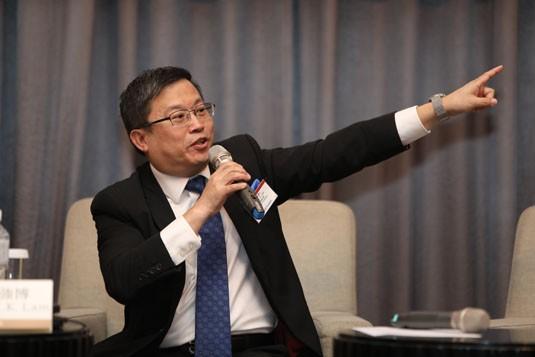 Dr. Ilex K.K. Lam, iEnterprise Foundation