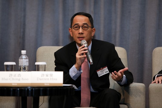 Darren Hsu, Fuh Hwa Securities Investment Trust Co., Ltd.