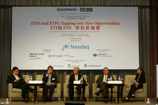Panel Discussion A: Effective Trading Strategies Using ETFs