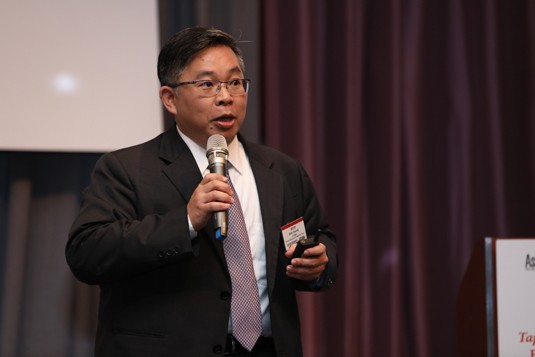 Alex Huang, Yuanta Securities Investment Trust