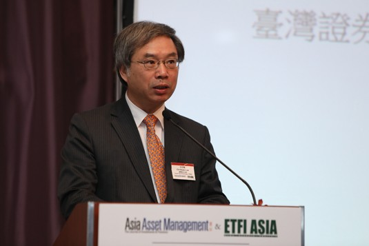 Chi-Hsien Lee, Taiwan Stock Exchange (TWSE)