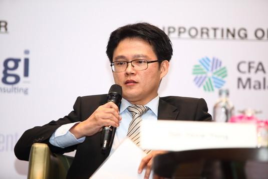 Teh Yeow Yong, Navis Capital