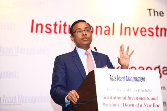 Rana Gupta, Manulife Asset Management (Singapore) Pte Ltd