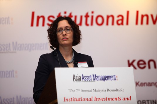 Amy Muska O'Brien, TIAA Investments, an affiliate of Nuveen