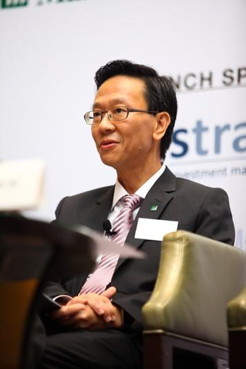 Jason Chong, Manulife Asset Management Services Berhad