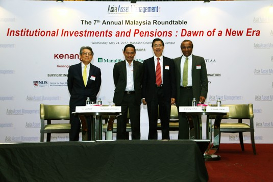 Panel Discussion B: Managing Pensions for the Ageing and the Aged: Key Considerations