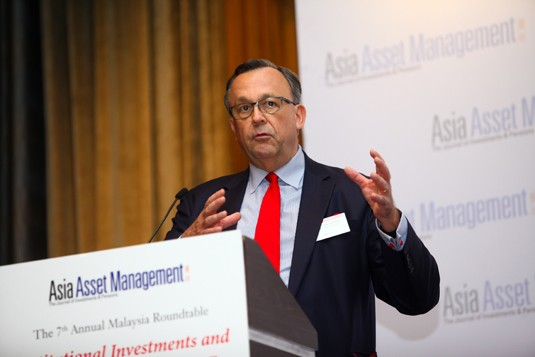 Dr Enzio von Pfeil, Odyssey Capital Group Limited