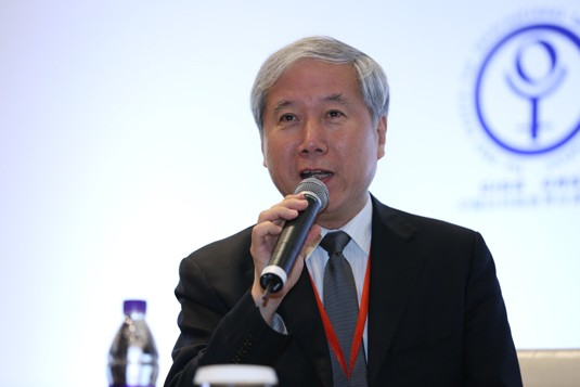 Dong Keyong, China Ageing Finance Forum 50