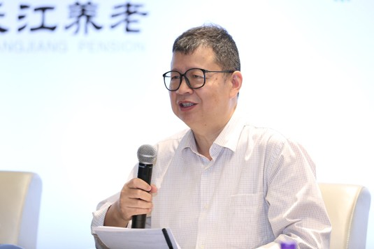 Guo Jinlong, Chinese Academy of Social Sciences