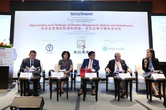 Panel Discussion A: Advancing Sustainable Pension Regime and Market Outlook