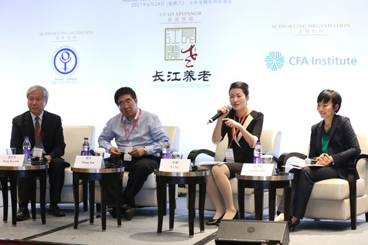 Panel Discussion B: Pension Management in a Low-Yield Market