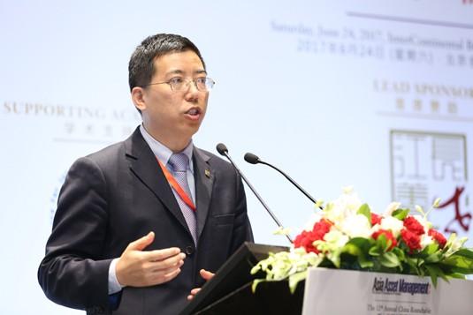G. Geoff Su, Changjiang Pension Insurance Co., Ltd.