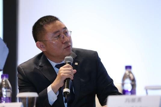 Yu Pingkang, Changjiang Pension Insurance Co., Ltd.