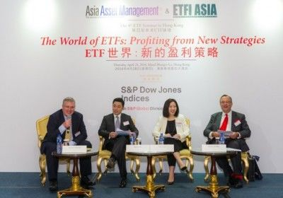 The 4th ETF Seminar in Hong Kong