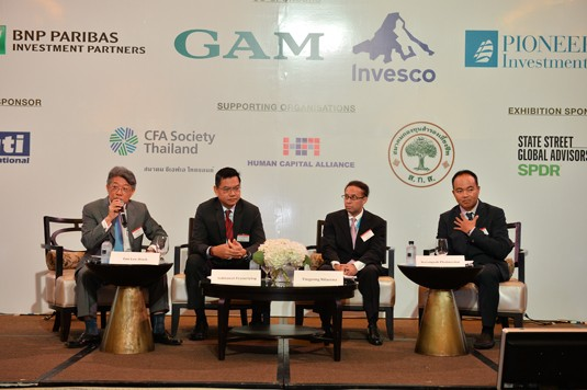 Panel Discussion A: Asset Owners and Institutional Investors
