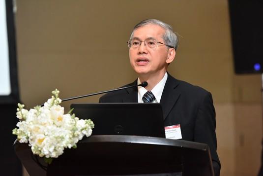 Dr Pisit Leeahtam, Association of Provident Fund (AoP)